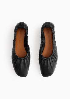 rag & bone Elly Flat - Leather