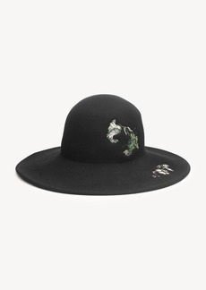 Rag & Bone EMBROIDERED HAT