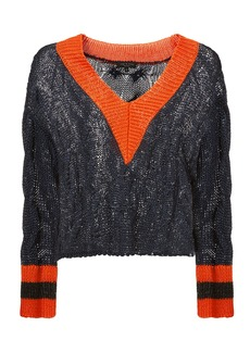 Rag & Bone Emma Cropped Sweater
