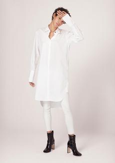 ESSEX POPLIN SHIRT DRESS