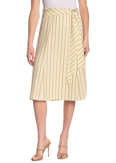 rag & bone Felix Silk Skirt