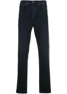 rag & bone Fit 2 mid-rise straight-leg jeans