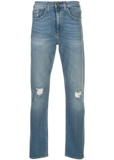 rag & bone Fit 2 slim-fit jeans