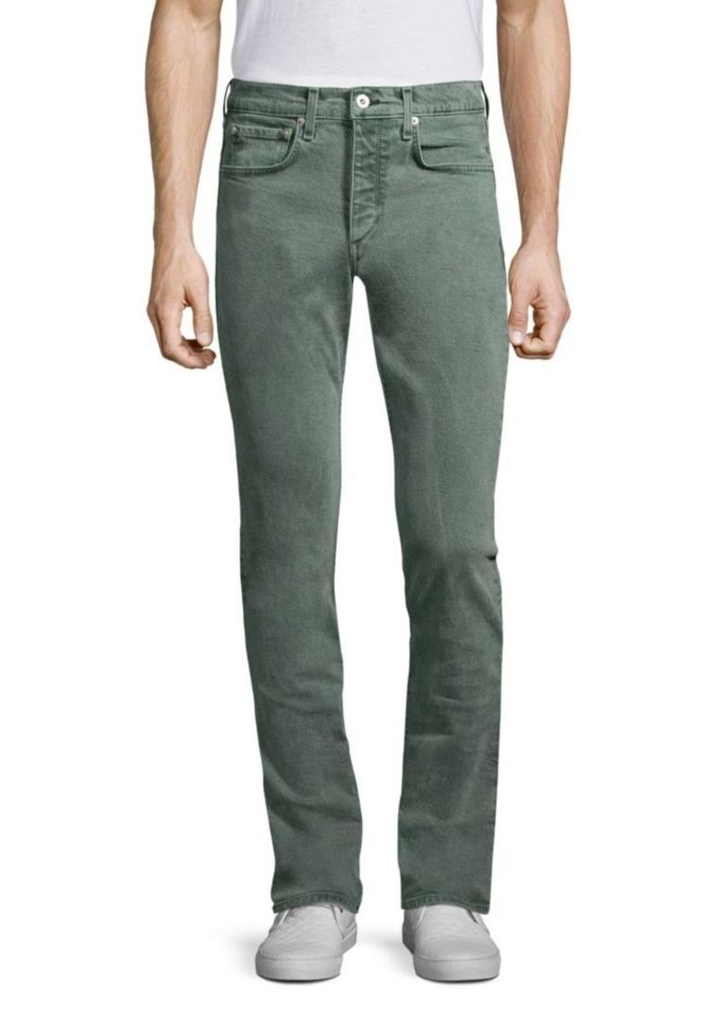 rag & bone Fit 2 Slim-Fit Hedlands Jeans