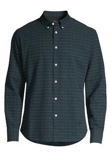 rag & bone Fit 2 Tomlin Check Cotton Oxford Sport Shirt