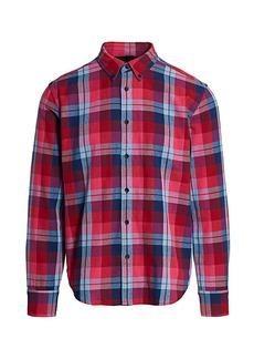 rag & bone Fit 2 Tomlin Plaid Shirt