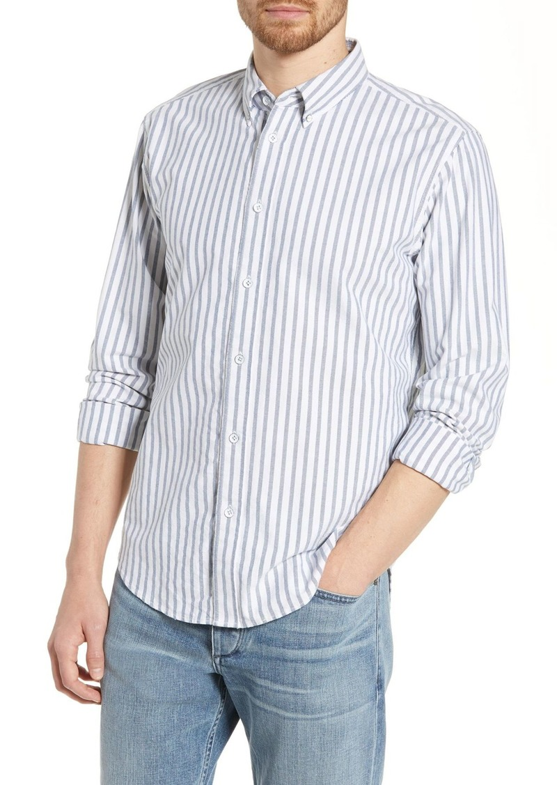 rag & bone Fit 2 Tomlin Slim Fit Oxford Sport Shirt