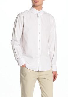 rag & bone Fit 2 Tomlin Solid Slim Fit Shirt