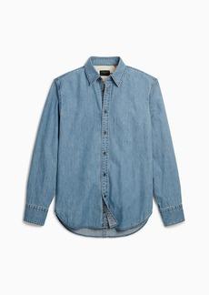 rag & bone Fit 3 Denim Shirt - Chambray
