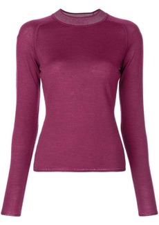 Rag & Bone fitted knitted jumper