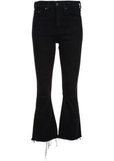 Rag & Bone flared cropped jeans