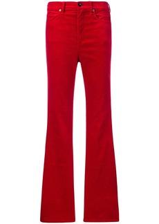 rag & bone flared trousers
