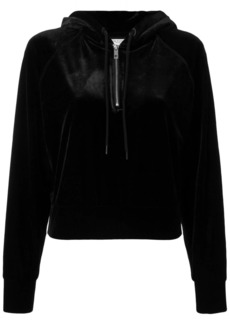Rag & Bone front zipped hoodie
