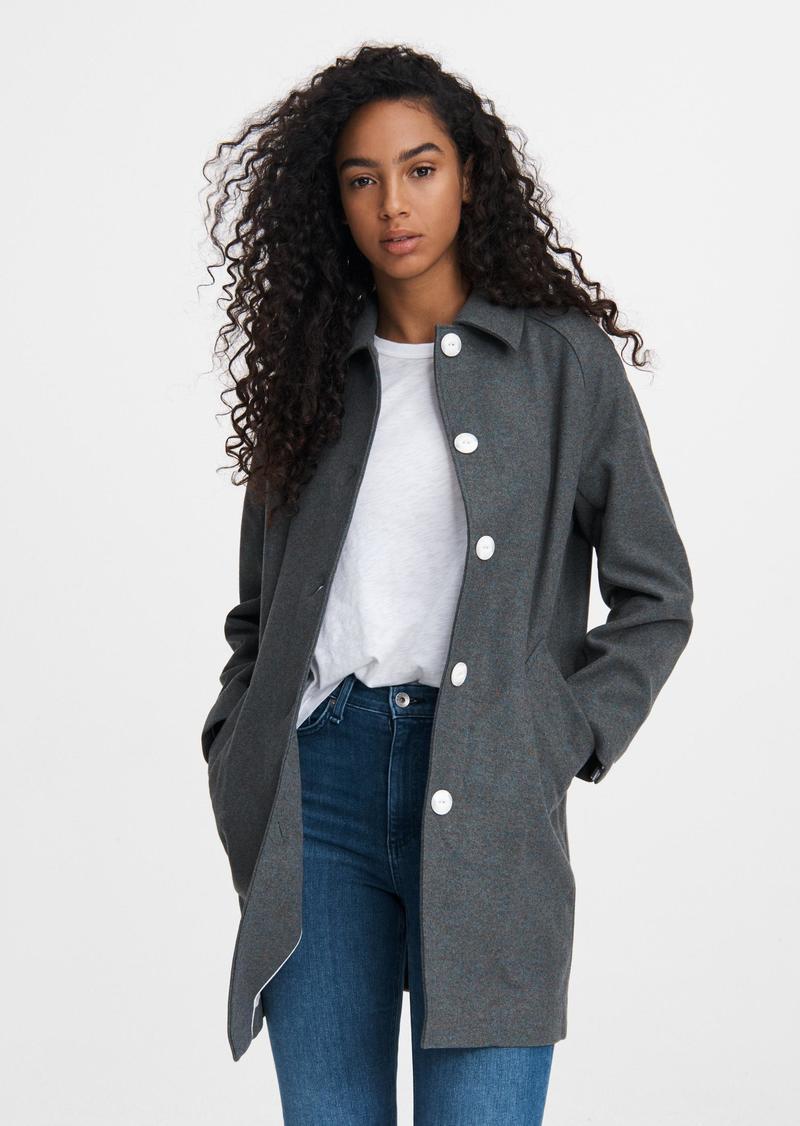 rag & bone Gemma Wool Coat