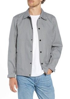 rag & bone Gingham Coach's Jacket