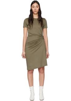 rag & bone Green Ina Dress