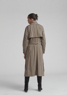 Rag & Bone HALSEY PACKABLE TRENCH COAT