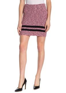rag & bone Halstead Stripe Mini Skirt