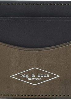 rag & bone Hampshire Card Case