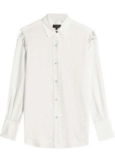 Rag & Bone Hana Silk Blouse
