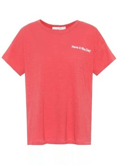 rag & bone Have A Nice Day cotton T-shirt