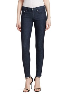 Heritage Mid Rise Jeans