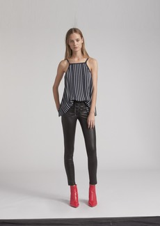 HIGH RISE ANKLE LACE UP