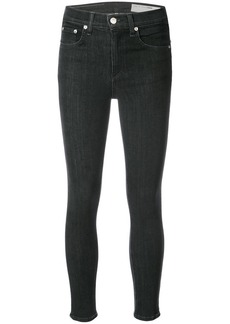 Rag & Bone High Rise Ankle Skinny jeans