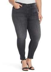 rag & bone High Rise Ankle Skinny Jeans (Regular Size)