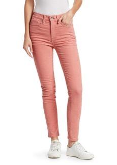 Rag & Bone High-Rise Corduroy Skinny Jeans