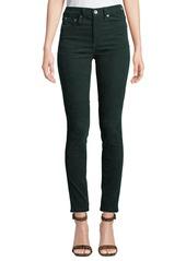 Rag & Bone High-Rise Skinny Ankle Corduroy Jeans