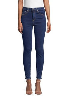 Rag & Bone High-Rise Skinny-Fit Jeans