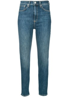 Rag & Bone high waisted skinny jeans