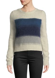 Rag & Bone Holland Cropped Crewneck Sweater