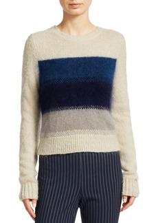 Rag & Bone Holland Ombre Stripe Crop Sweater