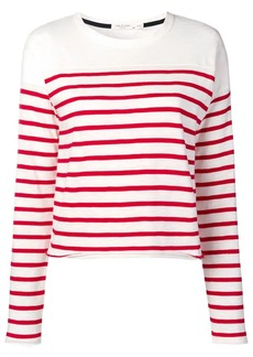Rag & Bone horizontal stripes jumper