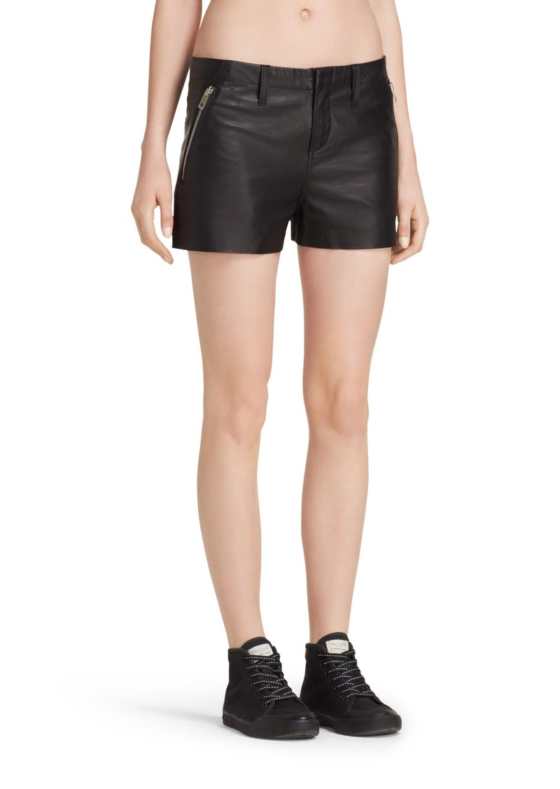 Rag & Bone HYDE MOTO SHORT
