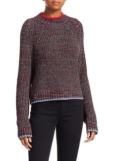 Rag & Bone Ilana Multi-Knit Crewneck Sweater