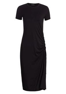 rag & bone Ina Ruched Dress
