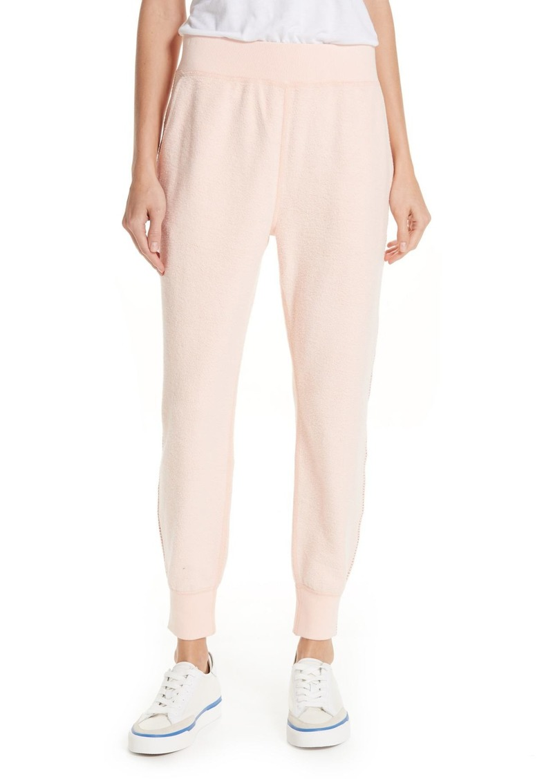 rag & bone Inside Out Brushed Terry Pants
