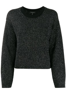 rag & bone interlock knit jumper