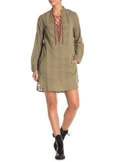 rag & bone Isla Long Sleeve Dress