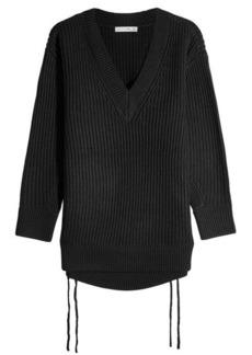 Rag & Bone Ivy Wool Pullover with Ties