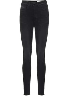 rag & bone Jane high-rise skinny jeans