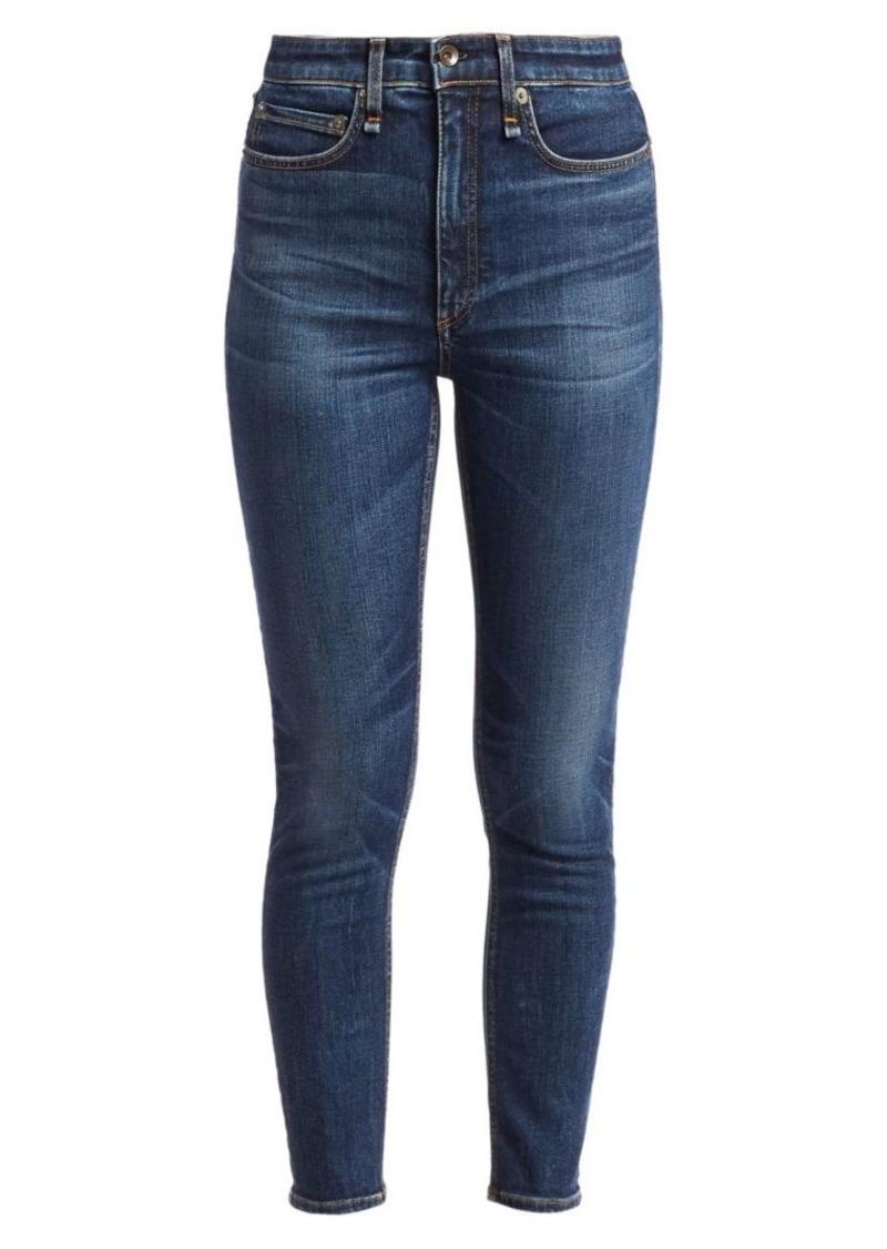 rag & bone Jane Super High-Rise Skinny Jeans