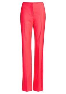 rag & bone Jess Slim-Fit Straight-Leg Twill Pants