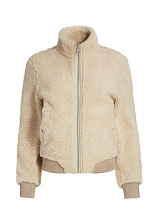 rag & bone Jodi Reversible Shearling Jacket