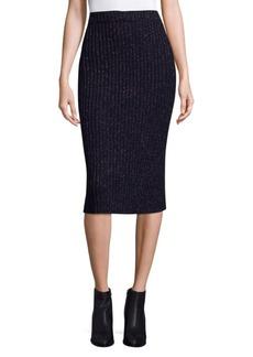 Rag & Bone Jubilee Rib-Knit Pencil Skirt