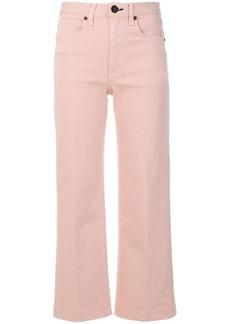 Rag & Bone Justine cropped trousers
