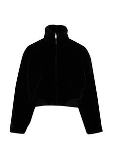 rag & bone Kacy Faux Fur Bomber Jacket